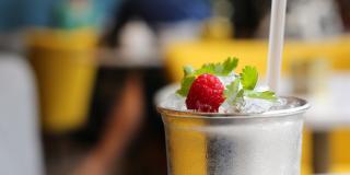"The secret recipe of the ""Elixir d'Andréa"""
